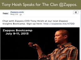 Brad Tomm Senior Manager Of Campus Operations And Sustainability Zappos com Course Hero