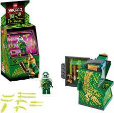 LEGO Ninjago 71716 - Lloyd Avatar - Arcade Pod grün - Neu 2020 (48 Teile):  Amazon.de: Spielzeug