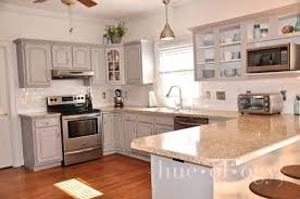 Chalk Painting Kitchen Cabinets Cool Inspiration Design