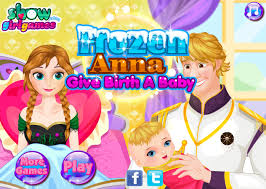 The Frozen games online you never want your kids to play