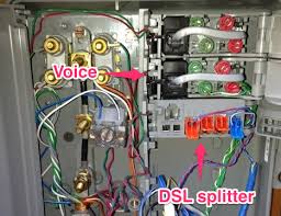 dsl wiring outside box dsl image wiring diagram what do engineers change in their houses that other people would on dsl wiring outside box