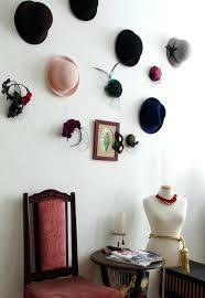 hanging hats on wall pictures gallery of hat organizer how to hang organize accessories wi