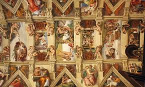 michelangelo vs leonardo da vinci images michelangelo painted the ceiling of the sistine chapel 1508 1512 hd wallpaper and background photos