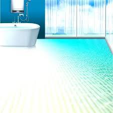 waterproof paint for shower waterproofing paint for shower walls flooring customized painting tropical beach infinity sea waterproof paint for shower
