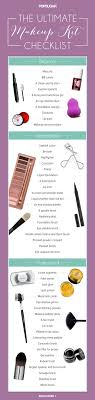 the makeup items every woman needs in her kit