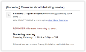 Email Reminder How To Write A Friendly Reminder Email Function Fixers