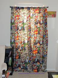 cool comic book curtains ideas with 131 best comic inspired decor images on home decor comic
