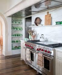 Marble slab backsplash Solid Slab Backsplash Behind The Stove Kitchen Design Backsplash Tile Belle Vivir 10 Elegant Tile Backsplash Behind The Stove Ideas
