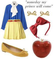 if you have skin as white as snow and lips and red as blood then maybe disney s very first princess is a costume for you