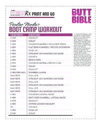Basketball Camp Schedule Template
