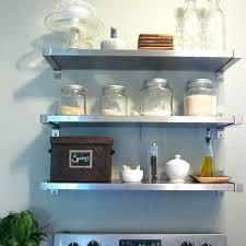 2 floating shelves kitchen plant shelf decor intended for ideas in