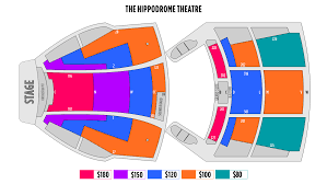 Seating Chart Hippodrome Baltimore Md Ticketingbox Shen Yun 2020 Baltimore Shen Yun Tickets