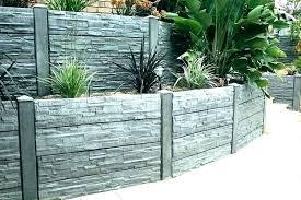 modern cinder block retaining wall retaining wall designs concrete garden retaining walls modern retaining wall how