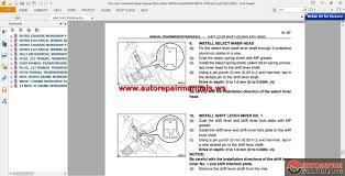mack truck manual
