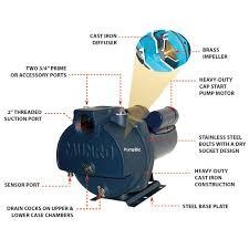 irrigation pump 1hp mulp100b irrigation pump 1hp