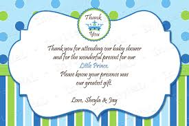 tips to create baby shower thank you notes invitations thank you wording baby shower gift card