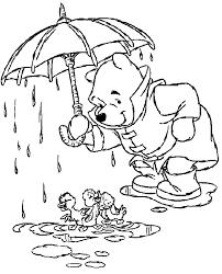 Winnie The Pooh I Disegni Da Colorare E Stampare