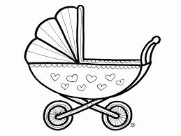 Kleurplaten Baby Speen