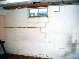 water seeps through basement wall how to stop water from seeping through basement walls ed basement