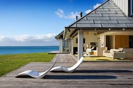beachfront home designs. attractive decorating ideas for beachfront home designs plans with modern outdoor lounge chairs \