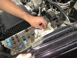 2004 2008 mazda rx 8 fuse replacement (2004, 2005, 2006, 2007 How To Fix A Fuse Box In A Car image 1 2 put the fuse box cover back on and secure the tabs how to fix a fuse box in a car