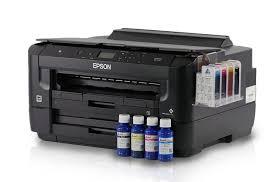 <b>Принтер Epson WorkForce WF</b>-<b>7210DTW</b> с СНПЧ и чернилами ...