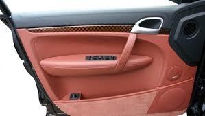 car news 2007 topcar advane gt porsche cayenne door interior