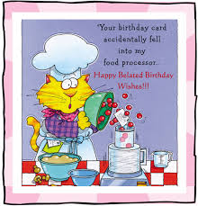 funny belated birthday free belated wishes ecards, greeting Funny Late Wedding Thank You Cards funny belated birthday funny late thank you cards