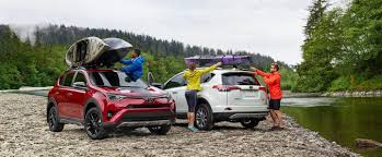What Trim Levels does the Toyota RAV4 Offer?