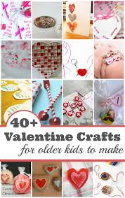 Kid Cards Epic 40 Day Crafts For Older Kids To Make