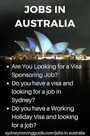 What You Need To Know About Finding A Job In Australia Australia