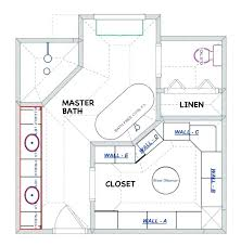 master bathroom walk in closet layout master bathroom layouts master bath closet floor plan modern inside