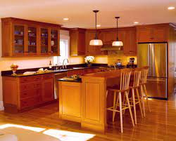 If you have natural colored cherry cabinetry, below is a list of countertop options that will pair best with these cabinets. Why Is Cherry Wood Cabinets The Most Trending Thing Now