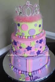 Coolest Princess Cake Design
