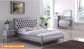 black and silver bedroom furniture. ANCONA SILVER-940.jpg Black And Silver Bedroom Furniture A