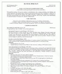 Account Executive Job Description For Resume