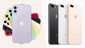 iPhone 11 vs iPhone 8 Plus: Which is ...