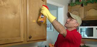 How To Remove Grease From Kitchen Cabinets Unique Kitchen How To Clean Greasy Wood Cabinets Reviews Clean Wood