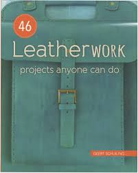 stackpole books 46 leatherwork projects