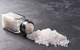 salt calories in 100g ounce 2 things