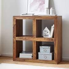 rika small book shelf side table