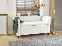 Window seat with storage Bay Window Verona Window Seat Ottoman Large Faux Leather Footstool Storage Box Bench White Ebay Ebay Verona Window Seat Ottoman Large Faux Leather Footstool Storage Box