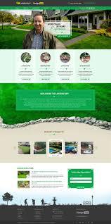 landscaping templates free landscapy free landscape psd website template designyep