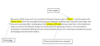 Investment Banking Cover Letter Template What Youre Doing