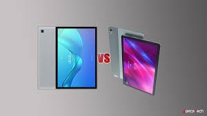 Ulefone Tab A7 VS Lenovo Tab P11 Plus ...