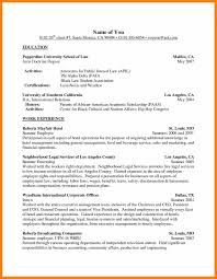 Hobbies For Resume Resume Interests Examples Cover Letter Tips For Management Cv On 91
