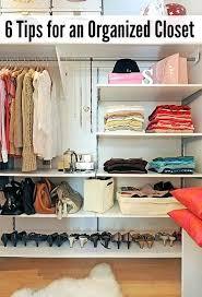 furnitures best way to organize closet great tips to organize your master closet organize walk