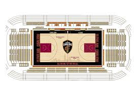Cleveland Cavs Seating Chart Cavaliers Premium Seating Cleveland Cavaliers