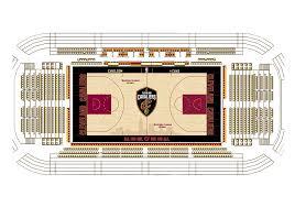 Cavaliers Premium Seating Cleveland Cavaliers