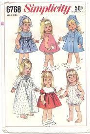 Free Printable Doll Clothes Patterns For 18 Inch Dolls New Inspiration Ideas